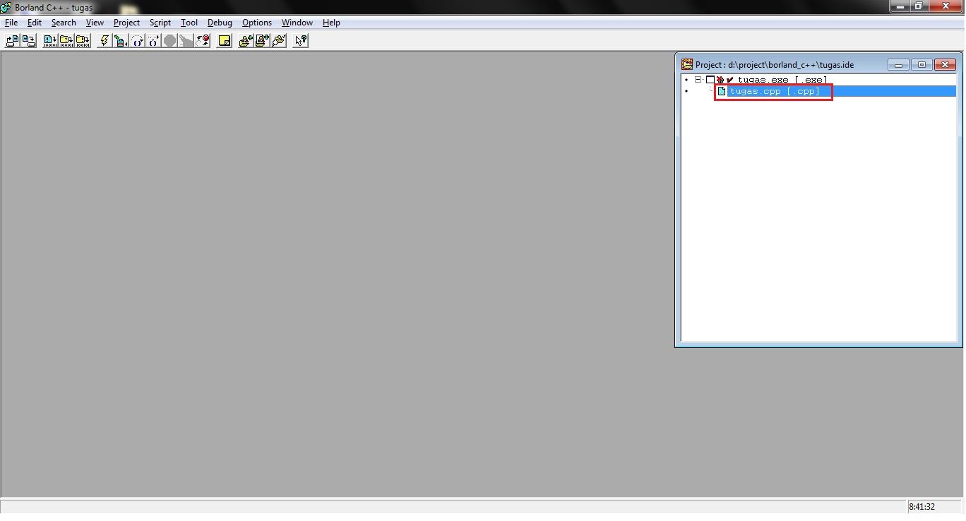 capture4 Tugas C++