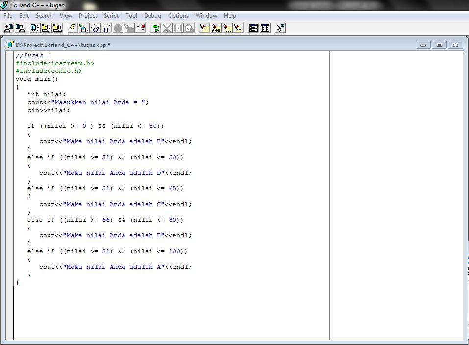 capture5 Tugas C++