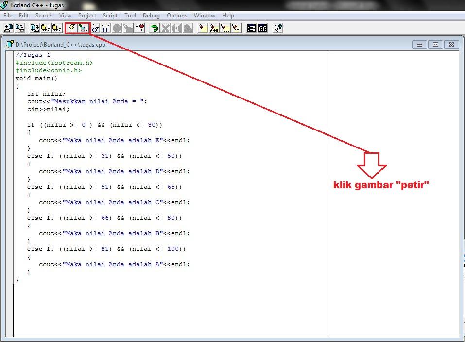capture51 Tugas C++