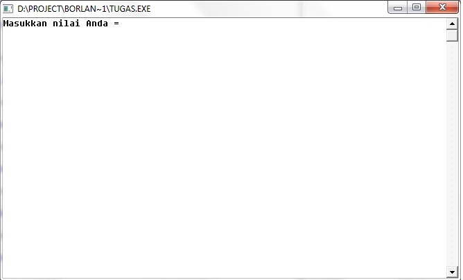 capture61 Tugas C++