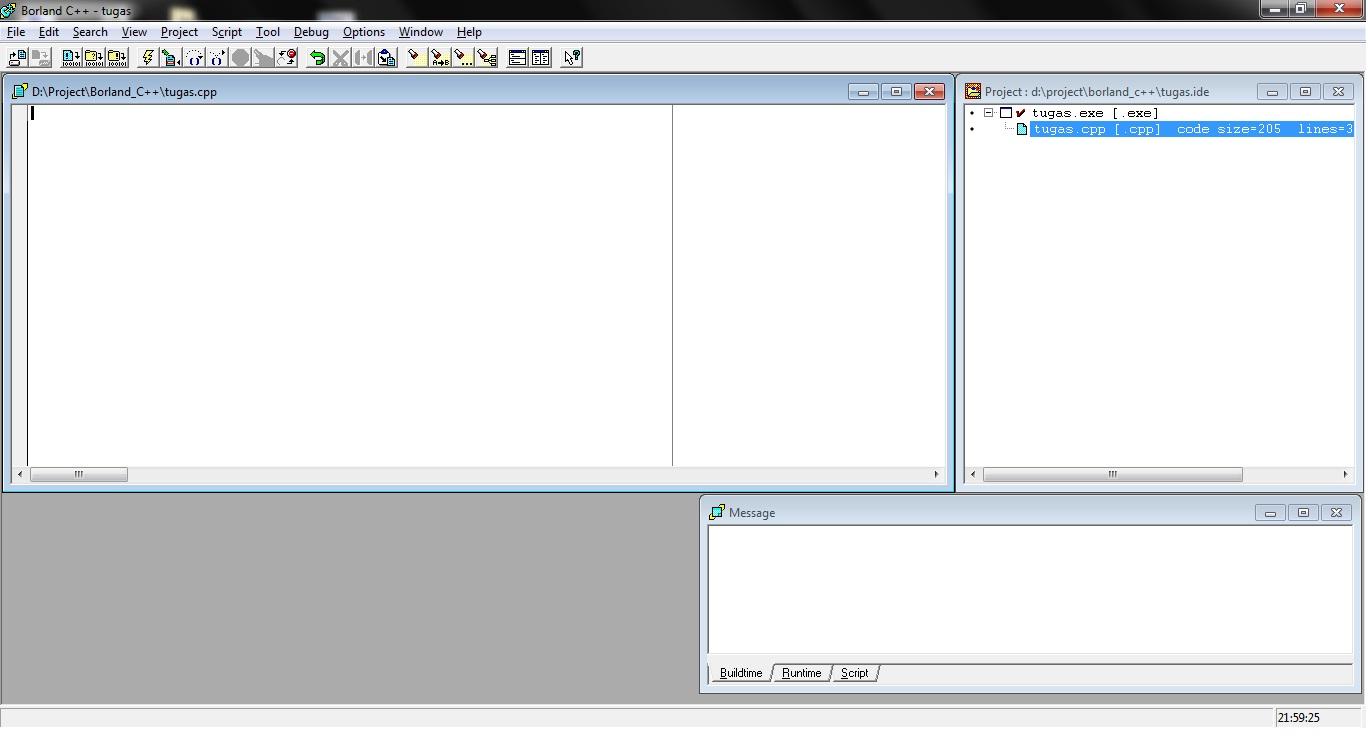 untitled Tugas C++